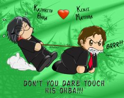 Hands Off My Ohba by TheMuffin