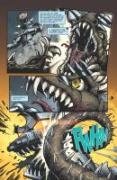 Godzilla: Rulers of Earth issue 14 page 3 by KaijuSamurai