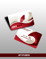 JakeIves Business Card by DigitalPhenom