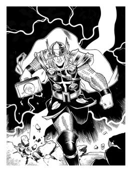 Thor by JAH42