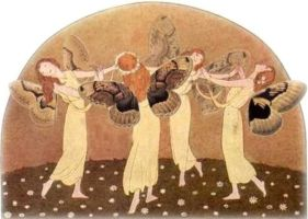 Faeries Dancing by Runewitch