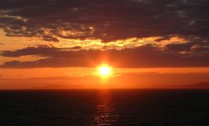 Whidbey Island Sunset by j-dub