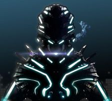 tron legacy by easycheuvreuille