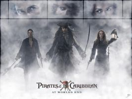 Pirates of the Caribbean AWE by JJCheddar77