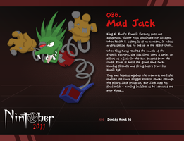 Nintober 036. Mad Jack by fryguy64