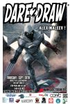 Dare2Draw with Special Guest Artist Alex Maleev! by Dare2Draw