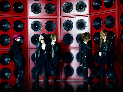 The GazettE VORTEX by ScarletAkatsuki