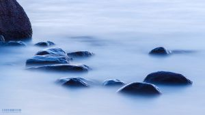 Soft Water at Night by bluesixtynine
