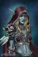 WOW: Sylvanas Windrunner by Tashati