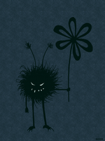 Evil Flower Bug by azzza