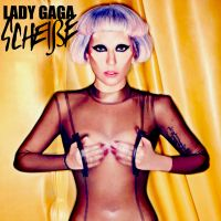 Lady Gaga - ScheiBe by CdCoversCreations