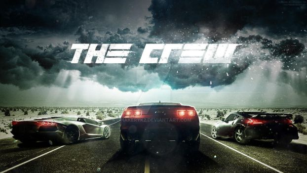 The Crew Cruise Wallpaper #2 by hakeryk2