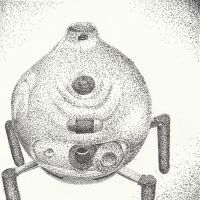 Object Series - Stippled by silverz777