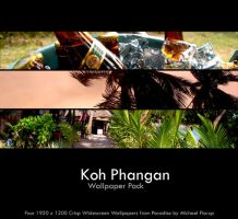 Phangan Wallpaper Pack by Flarup