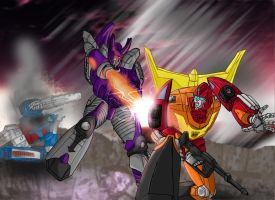 An odd G1 pic... by GlauG