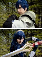 Fire Emblem Awakening - Training by Rei-Suzuki