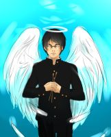 Sakamichi no Apollon my angel by LutherOMight