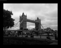 The Tower Bridge II by sadiyahjl10
