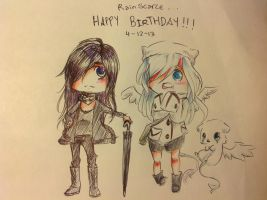 HAPPY(belated...)BIRTHDAY!!! by Shiyado