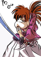 Kenshin by GothicGhost