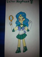 Sailor Neptune by airbornewife71