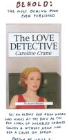 Ugly Book Covers: The Love Detective by RomanJones