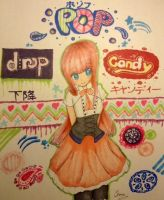 Drop Pop Candy by Chanereux