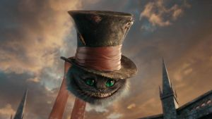 The Cheshire Cat ...... in the Hat by montey4