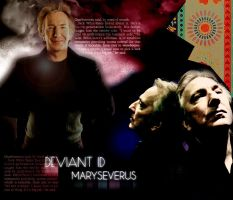 Deviant ID MarySeverus by MarySeverus