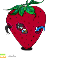 KushellxCardShuffler - Love In A Strawberry by Kushell
