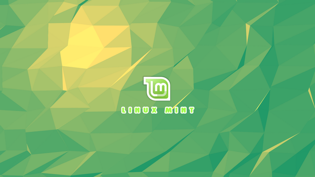 Flat Linux Mint by FabioMorales9999