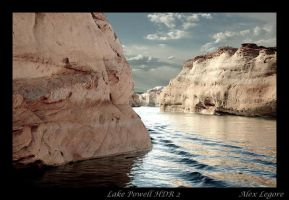 Lake Powell HDR 2 by JohnnySasaki20