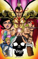The Venture bros. by LabrenzInk