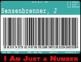 I am just a number by mobydisk