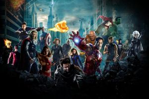 The Avenger: Assemble by planeteer1988