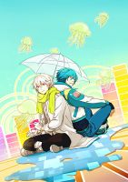 DMMd - Jellyfish Dreams by Escente