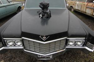 Does a hearse need to go fast? by finhead4ever