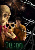 Hannibal - New Year 2015 by FuriarossaAndMimma