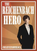 The Reichenbach Hero by LadyRoxanne7