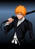 Ichigo - Bleach by ClimaxTogether