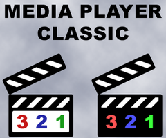 Media Player Classic Icons by moogleman
