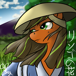 Ringo no hana - The diciplined farmer mare by SteveSkunk