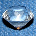 Diamond Cut Crystal Gemstone 5 by FantasyStock