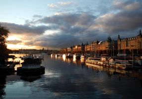 Stockholm by tyreso