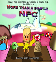 More Than a Simple NPC by Lord-Enemil