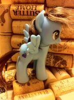 First Custom Pony by BugABooStreak