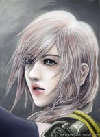 Lightning Farron by hakurama01