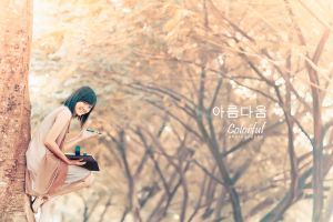 once upon a time in korea by dantoadityo