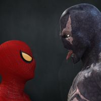 Spider-Man Vs Venom by 6and6
