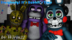 [MMD FNAF] EVERYBODY! - It's Rabbit's Time! by Wirm22